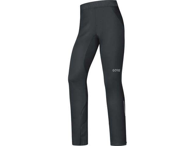 GORE WEAR C5 Windstopper Trail Pants Herrer, black